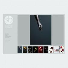 Photographic Web Portfolio Site for Sophie Broadbridge Photography